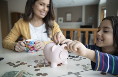 Five Ways to Save Money as a Young Adult