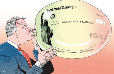 The Biggest Bubble is About to Burst! What Would the Fed Do?
